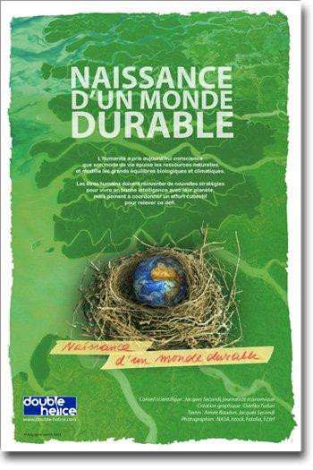Naissance d'un monde durable