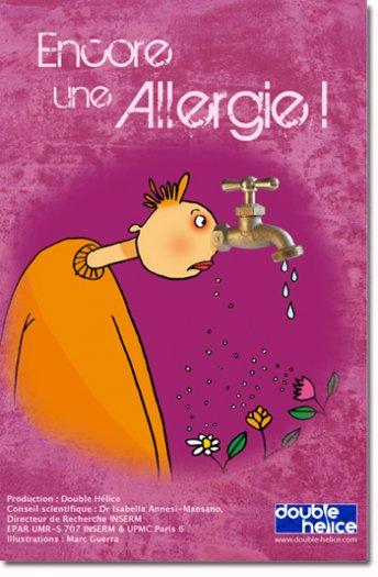 Encore une allergie!