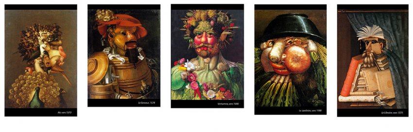 Guiseppe Arcimboldo