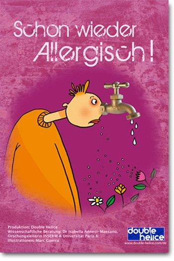 Schon wieder allergisch!