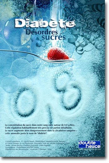 Diabète, désordres sucrés