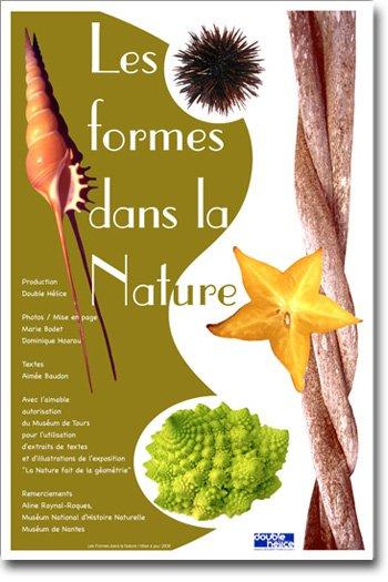 Les formes dans la Nature