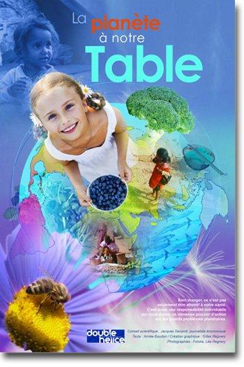 La planète à notre table