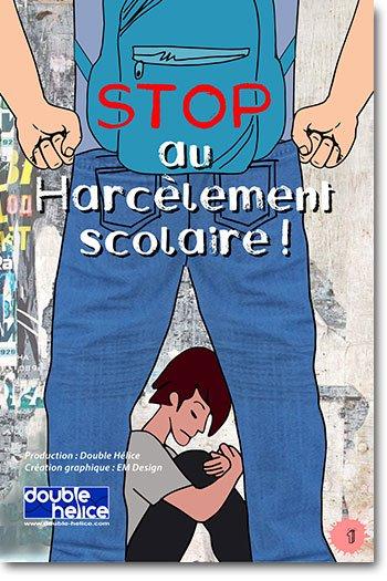 Stop au harcèlement scolaire !